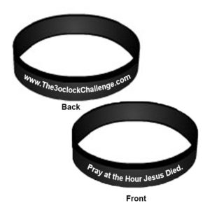 black-silicone-bracelet